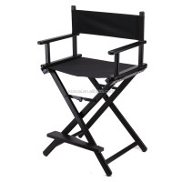 In Stock High Quality Tall Aluminum Metal Folding Chair