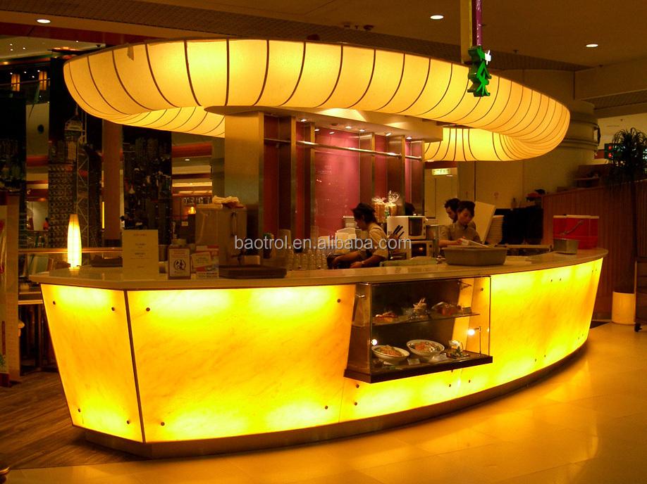 Korean Restaurant Interior