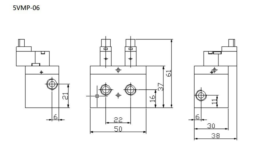 High Quality Pneumatic Solenoid Valve Freewheel Clutch