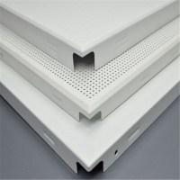 Metal Ceiling System Aluminum Square Clip