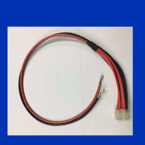 small resolution of spliter type molex 39 01 0206 6 pin connector 10awg cable wiring harness