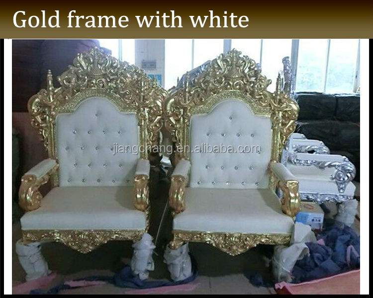 Luxury Royal King Throne Chairs For Sale Jck58  Buy