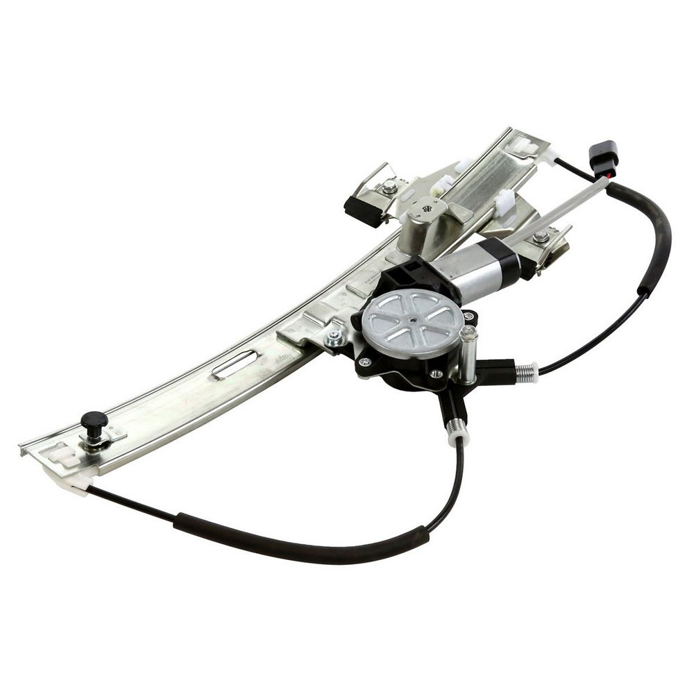 hight resolution of rear right side power window regulator with motor for 2004 2005 2006 2007 2008 pontiac grand