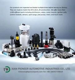 e10547m fuel pump module assembly for ford focus 2000 2004 2 0l 5t16 9h307 [ 1080 x 1080 Pixel ]