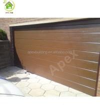 Aluminum Garage Doors /used Garage Doors Sale / Wood