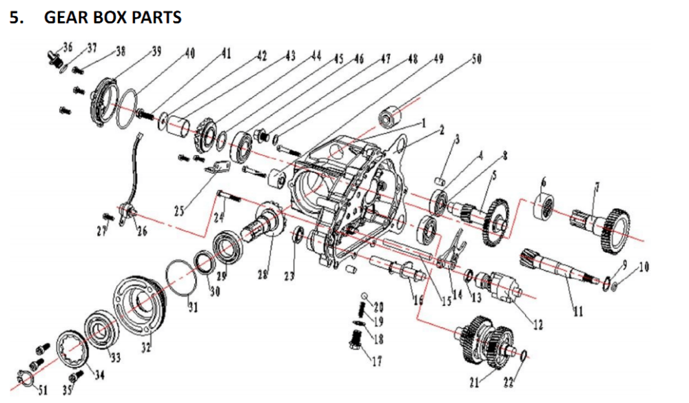 gy6 carburetor diagram