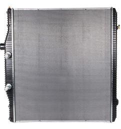 get quotations eccpp truck radiator for 2010 2013 international navistar prostar transtar new [ 1500 x 1500 Pixel ]