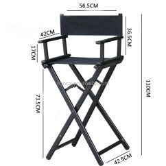 Tall Director Chair Hammock Sling With Pad New Design Used Cheap Wood Aluminum Folding Chair,metal Frame ...