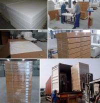 Furnace Insulation Ceramic Fiber Panel