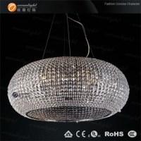 Earth Shape Ball Crystal Chandelier Light,Globe Crystal ...