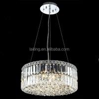 Contemporary Chandelier Crystal Ball Pendant Lighting ...