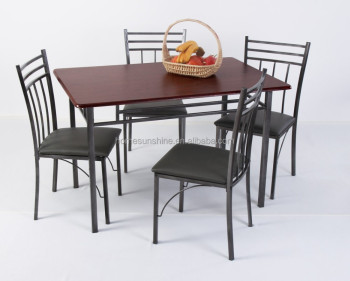stainless steel kitchen table green egg dining set buy wood sets malaysia philippine product on alibaba com