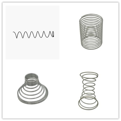 Custom Small Stainless Steel Extension Tension Spring Or
