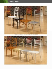 Banquet Chairs Gold Bamboo Banquet Hall Chairs Metal ...