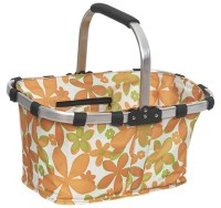 Collapsible Market Tote Shopping Basket - Buy Picnic ...