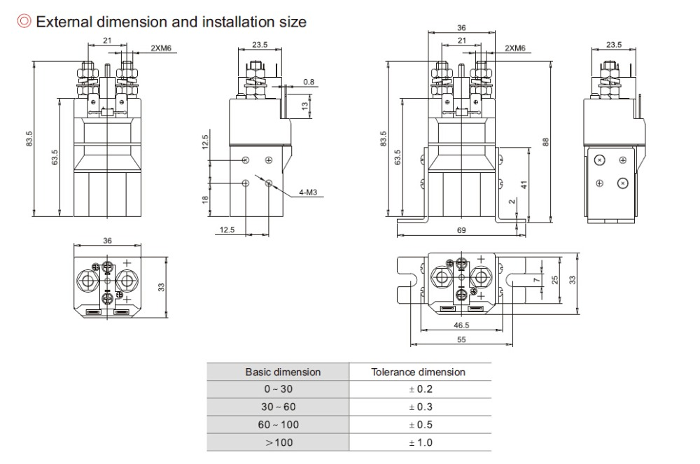 Saipwell 24v Dc Contactor Single Phase Electrical