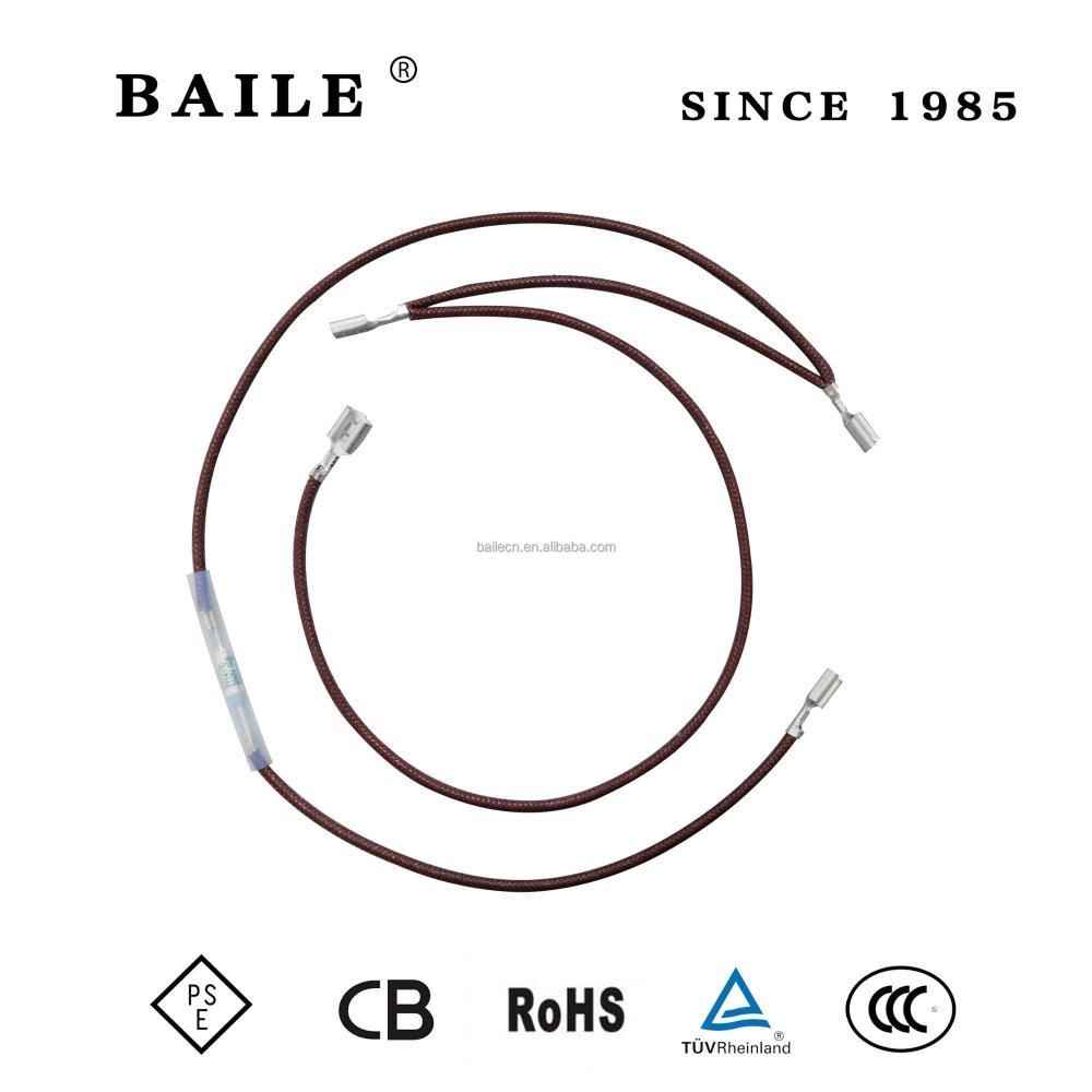 medium resolution of baile ry aupo thermal fuse link 10a 250v 141c