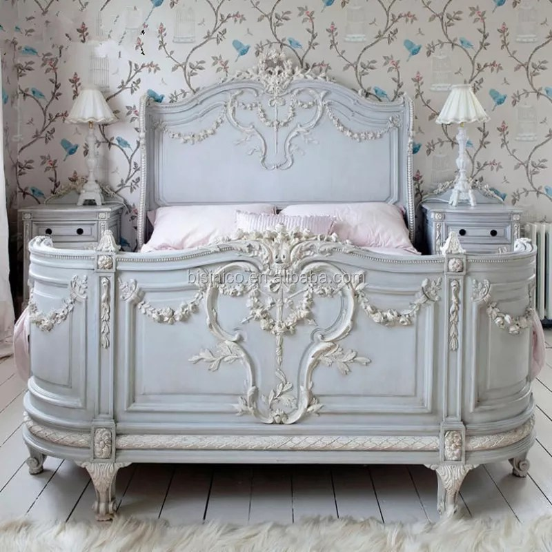Bonaparte French Bed A Regal And Luxurious French Bedroom Furniture In Tones Of Soft And Creamy Blue And Ivory Buy French Bedroom Furniture Bonaparte French Bed Wedding Bed Product On Alibaba Com