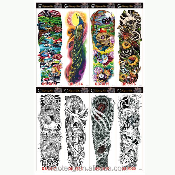 Catálogo De Fabricantes De Completo De Tatuajes Tribales De Alta
