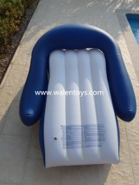 Floating Pool Lounger,Inflatable Beach Chair Water Raft ...