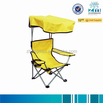 kids chair with canopy cover rentals nova scotia camp folding