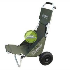 Fishing Chair Hand Wheel Seat Covers Trailer Trolley Cart For Sale View