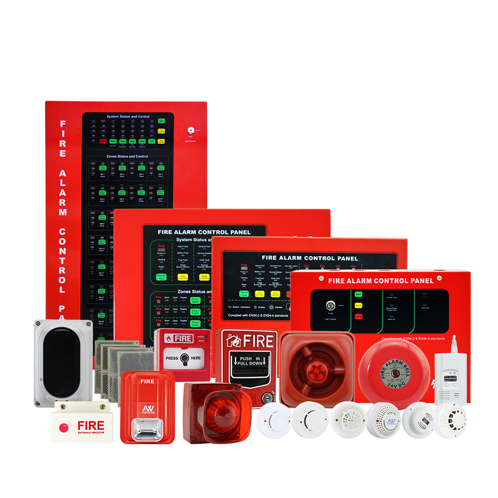 medium resolution of wiring central alarm asenware fire detection system offer