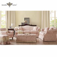 Traditional Style Wedding Wooden Sofa Set/ Living Room ...