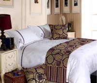 Luxury Bedspreads,Bed Scarf,Hotel King Size Bed Runner ...