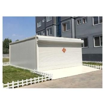 baja ringan untuk garasi mobil prefab kontainer mobile dijual