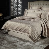 Luxury Super King Size Silk Satin Bedspreads - Buy Silk ...