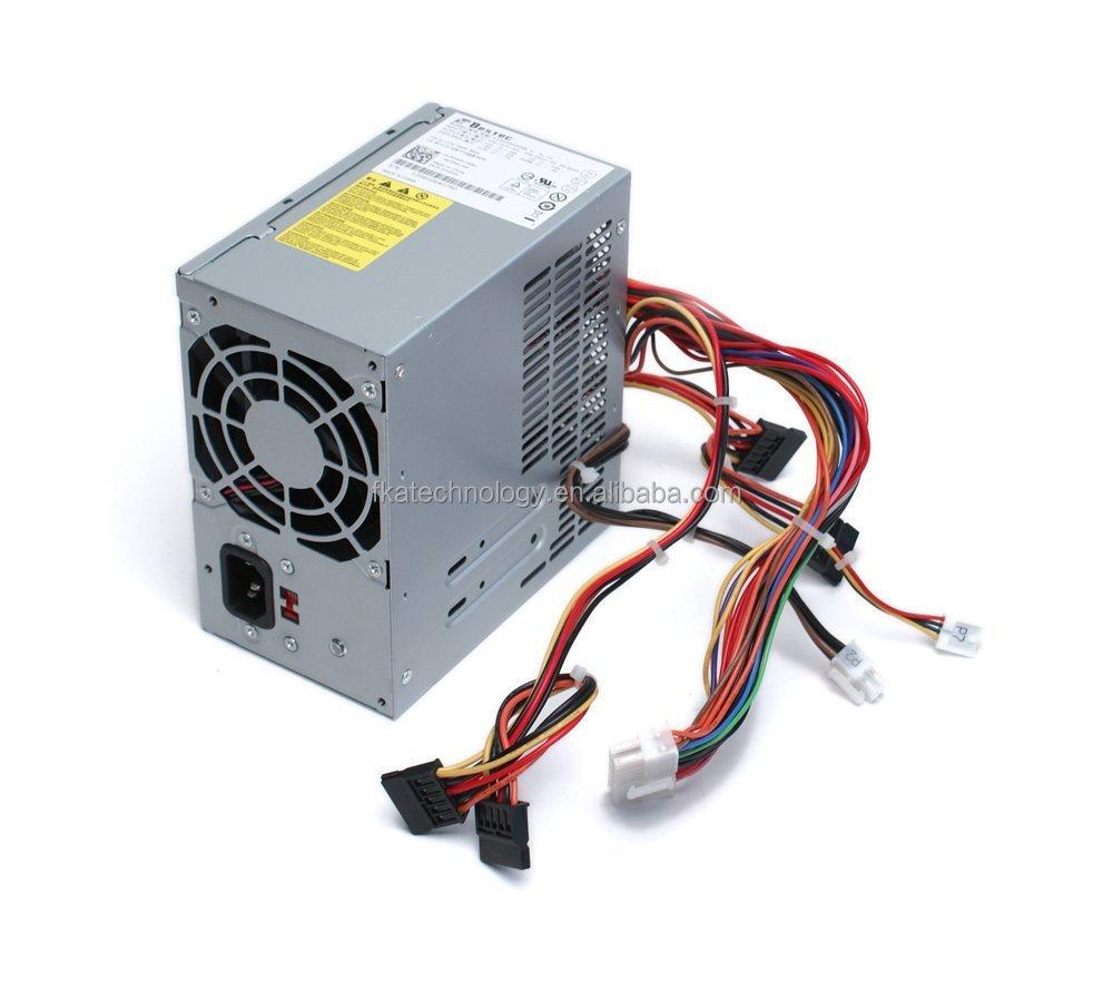 medium resolution of atx0350p5wc for dell precision t1500 350 watt power supply h056n