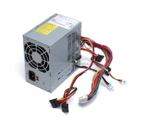 small resolution of atx0350p5wc for dell precision t1500 350 watt power supply h056n