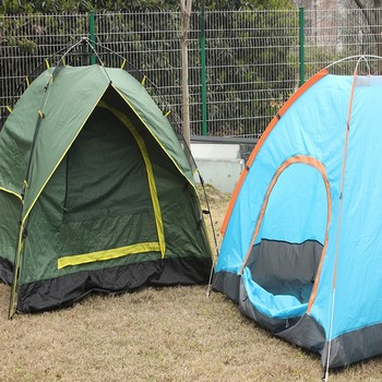 Temporary Living Room Tent