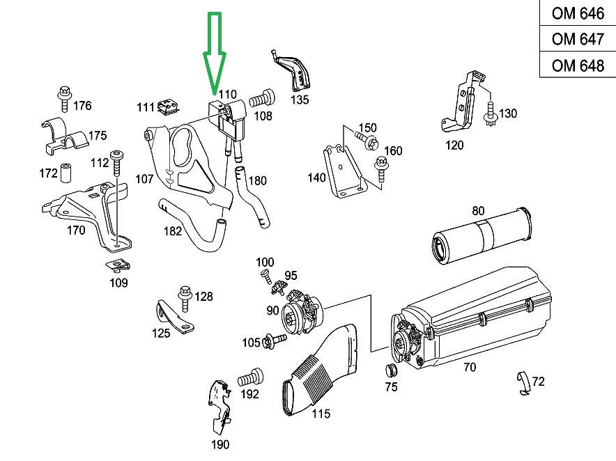 Mini Fuel Rail Pressure Sensor A Circuit Diagram