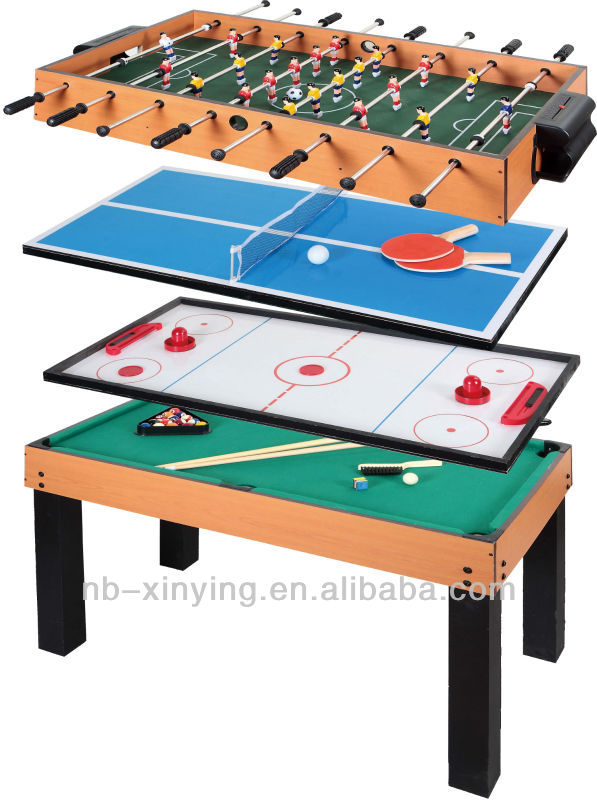 Wooden Mini Air Hockey Table Game For Play  Buy Mini Air