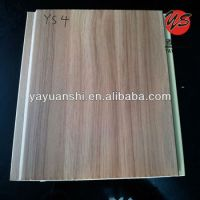 Wood Laminate Plastic Decorative Wall Panel For ...