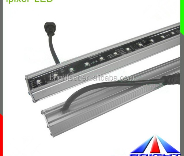 Led Digital Desire Tube For Decorating The Building Smdmm External Smd Leds With