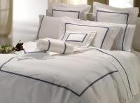 Hotel Embroidery Bedding Sets Luxury Embroidered Duvet ...