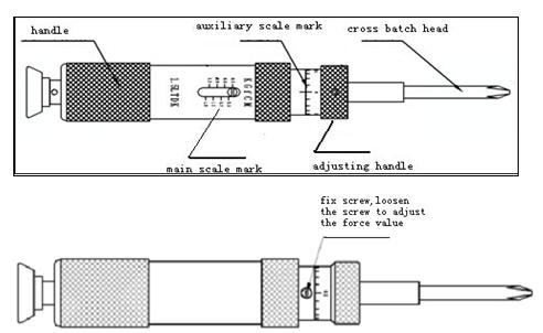 Ltdk High Quality Mini Manual Preset Torque Wrenc