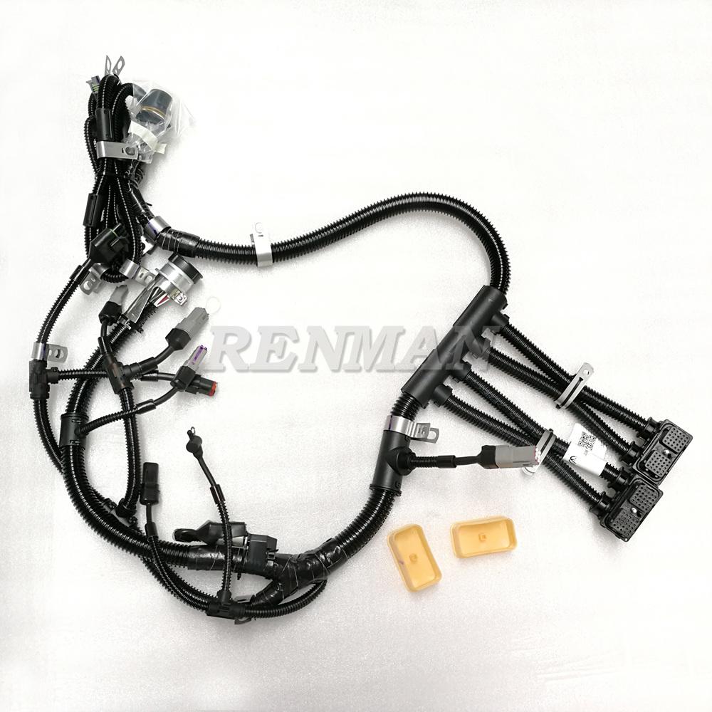 medium resolution of cummins ecm wiring harness 2864514 3099354 3658974 4004499 4059810 ford ecm wiring harness cummins ecm wiring