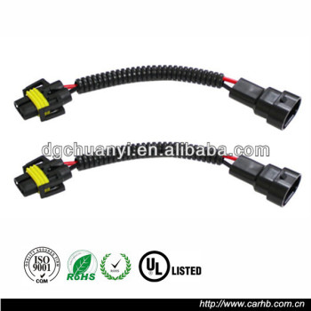 High Quality H11 Wiring Harness Male And Female Connector