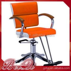 Orange Chair Salon Gym Walmart Children Barber Used Beauty Furniture Sales Cheap Buy Sale Hair Styling Chairs