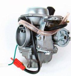 get quotations auto moto carburetor for hammerhead dune buggy gt gts ss 250cc go kart carb [ 1500 x 1445 Pixel ]