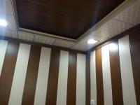 Flexible Decoration Plastic Wall Panels Waterproof
