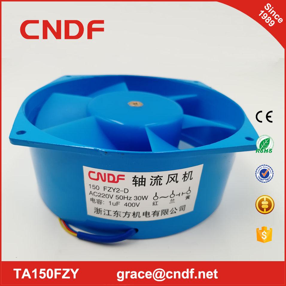 hight resolution of cndf 220 240vac 150fzy2 d blower fan 150x160x60mm 30w 0 16amp