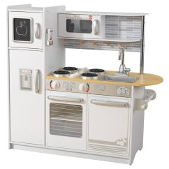 Kidkraft Toy Kitchen Country Design Ideas Cheap Find Deals On Line Get Quotations 53364 Uptown White