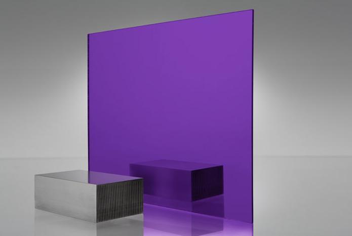 High Reflective Acrylic Mirror2 Way Mirror Acrylic
