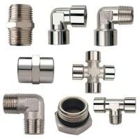 Pneumatic Fitting Brass Metal Pipe Fittings - Buy ...