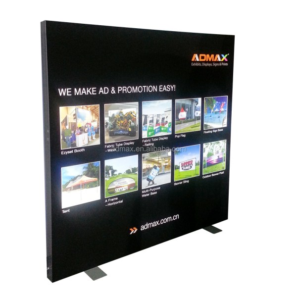 LED Fabric Light Box Display